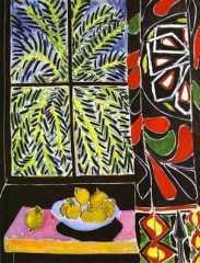 henri-matisse-interieur-avec-rideau-egyptien-1948